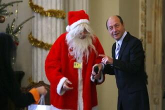 Traian Basescu: Le doresc romanilor un an 2013 mult mai bun decat 2012