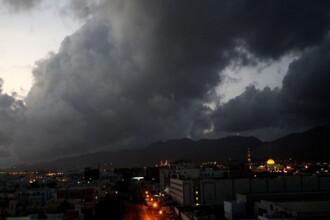 Craciun furtunos la Antipozi, din cauza unui ciclon! Vremea a facut ravagii