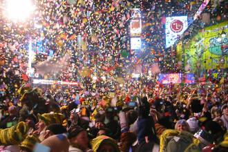 New York-ul, pregatit sa intampine Anul Nou!Va fi o noapte plina de culoare