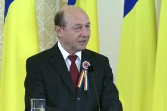 Basescu: Victor Athanasie Stanculescu are la mine o cerere de gratiere. Voi mai analiza