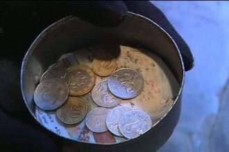 Capitala cu mai multi cersetori ca Bucurestiul a gasit solutia: amenzi si pentru cei care DAU bani