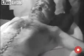 Executia unuia din cei mai mari dictatori ai lumii, postata pe internet. VIDEO SOCANT