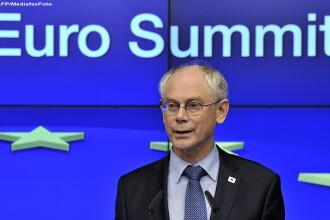 Planul secret al presedintelui Consiliului European de salvare a zonei EURO