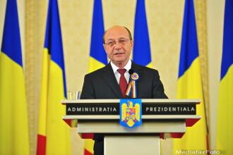 Traian Basescu: In momentul de fata, Romania este grav afectata de situatia din Zona Euro