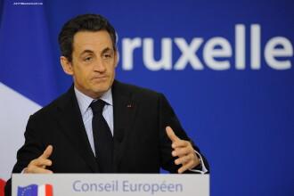 Sarkozy: Am decis sa analizam posibilitatea unei suplimentari cu 200 mld de euro a resurselor FMI