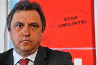 Fostul lider sindical Marius Petcu a fost condamnat la 7 ani de inchisoare pentru coruptie