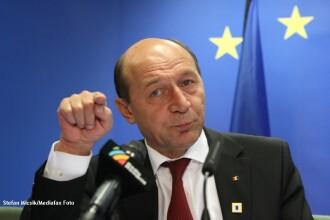 Basescu nu e de acord cu Sarkozy: Trebuie sa ramanem uniti 27 membri in UE, nu 17, ca in zona euro