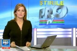 Stirile Pro TV de la ora 17:00, din 08.12.2011