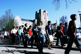 Un nou masacru la Universitatea Virginia Tech. Cel putin doi morti