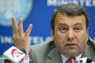 Ministrul Finantelor: Nu avem un plan B in cazul in care criza se adanceste in zona euro