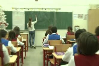O profesoara s-a folosit de elevii sai de clasa a V-a, pentru a-si satisface o dorinta secreta