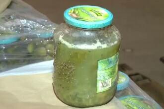 Poftiti la fasole verde cu mucegai si castraveti in putrefactie, made in Germania!