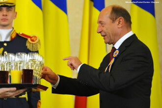 Traian Basescu: Acordul de uniune fiscala nu influenteaza romanii nici in minus nici in plus