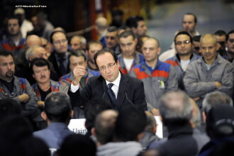 Acordul de guvernanta fiscala incheiat la summit-ul UE ar putea fi blocat de alegerile din Franta