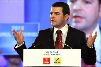 Daniel Constantin: Partidul Conservator este pregatit pentru retragerea din Parlament