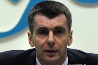 Misteriosul miliardar al Rusiei care vrea locul lui Putin. Va candida la alegerile din 2012