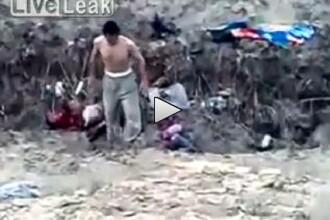 VIDEO. Ororile razboiului, surprinse in ultimele cadre inregistrate de un cameraman