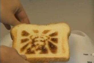 Inventia de succes care le permite oamenilor sa manance Iisus pe paine, la propriu