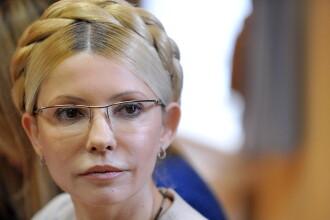 Recursul Iuliei Timosenko a fost respins de Curtea de Casatie din Ucraina. UE e