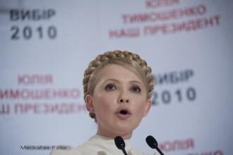 Iulia Timosenko, filmata in inchisoare. Inregistrarea care a starnit controverse in Ucraina - VIDEO