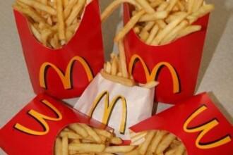 Cel mai cunoscut lant de fast-food vrea sa arate ca vinde mancare sanatoasa. Noul clip McDonald`s