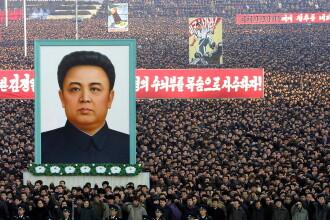 In Coreea de Nord, esti executat cu TUNUL, daca nu respecti doliul national.Cu ce a gresit un ofiter