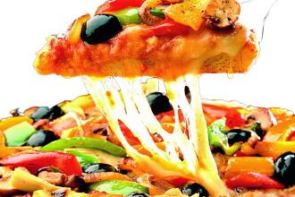 Drone pentru plasarea comenzilor de pizza. Un lant de restaurante fast-food a adoptat cu succes aceasta metoda de livrare