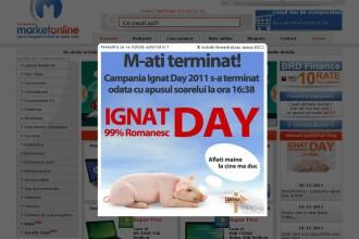 iLike IT: Ignat Day, o zi de reduceri cu miros de soric. Ofertele pentru cadouri de sarbatori