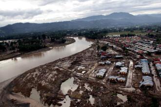 Bilantul furtunii tropicale din Filipine depaseste o mie de morti. GALERIE FOTO