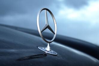Mercedes furat din Bihor in urma cu o luna, gasit ieri la vama Moravita