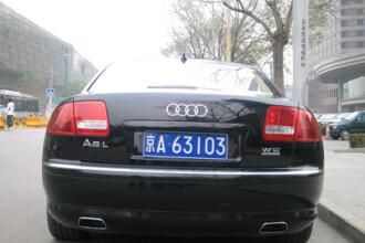 Chinezii cumpara mai multe masini de lux din Germania decat nemtii. Audi, peste BMW si Mercedes