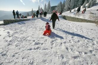 S-a deschis oficial sezonul de schi pe Valea Prahovei. Numarul turistilor a crescut fata de Craciun
