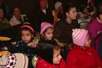 VIDEO. Colindele orfanilor din Valea Screzii care va multumesc pentru ca le-ati salvat Craciunul