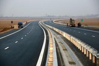 Ne legam de Europa. Transporturile promit peste 600 de km de autostrada in urmatorii doi ani HARTA