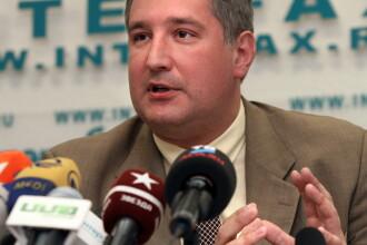 Dmitri Rogozin sustine ca a adus Moscovei petitii de recunoastere a Transnistriei, in ciuda opozitiei Chisinaului