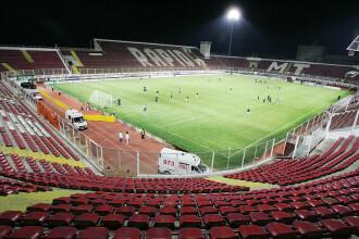 Conducerea FC Rapid a solicitat insolventa clubului la Tribunalul Bucuresti