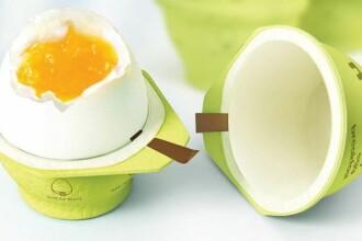 Cum sa fierbi un ou in doar 2 minute fara apa
