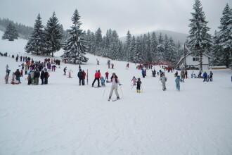 Cum va fi vremea la munte, in weekend. In statiunile din Vest, turistii sunt asteptati la schi