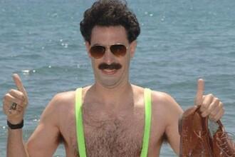 Cetățeni cehi, costumați în Borat, arestați în Kazahstan