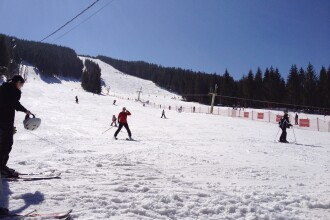 Statiunile montane din Vestul tarii au deschis sezonul de iarna. Vezi care este starea partiilor