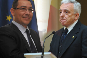 Ponta si Isarescu, discutii despre ASF, care va controla bursa, asigurarile si fondurile de pensii