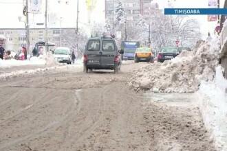 Autostrada Arad-Timisoara, inchisa 48 de ore. Victor Ponta: