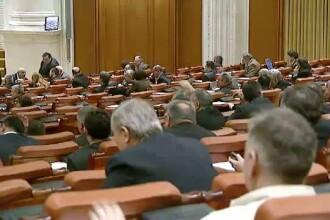 Reactia noilor parlamentari, cand au aflat ca nu vor primi bani de cazare: