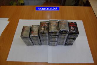 6.000 de petarde au fost confiscate de la un adolescent din Maramures
