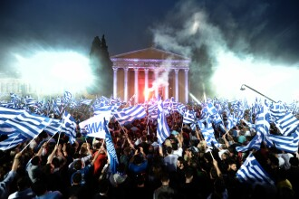 Grecia a ajuns la capatul puterilor.