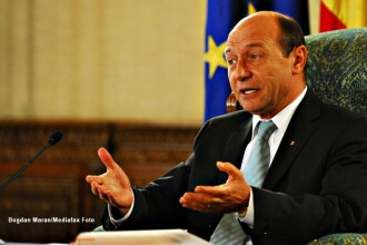 Presedintele Basescu i-a rechemat pe ambasadorii din SUA, Rusia si Israel, aflati la final de mandat