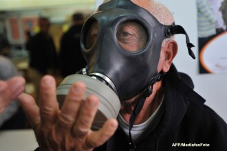 Generalul-maior Adnan Sillu, dezertor: Arsenalul de arme chimice al Siriei este foarte mare