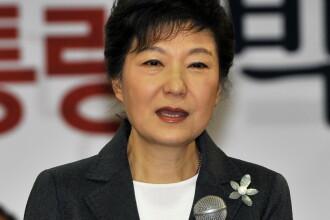 Presedinta-aleasa a Coreei de Sud, Park Geun-hye, promoveaza securitatea si diplomatia cu Phenianul
