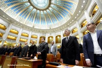 Noul statul al parlamentarilor va fi analizat de Parchet, Guvern si presedintie