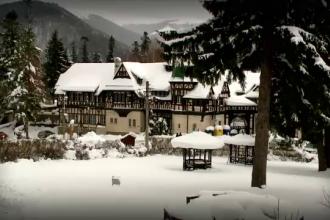 Mii de turisti isi petrec vacanta de iarna pe Valea Prahovei. Oferte la hoteluri de 4 si 5 stele